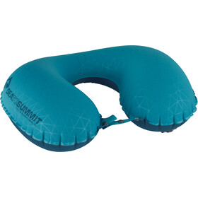 Sea to Summit Aeros Ultralight Coussin Traveller, aqua